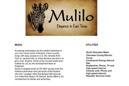 mulilo-description-directions