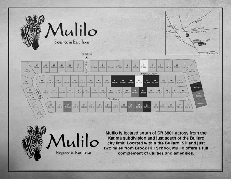 mulilo-subdivision-plat