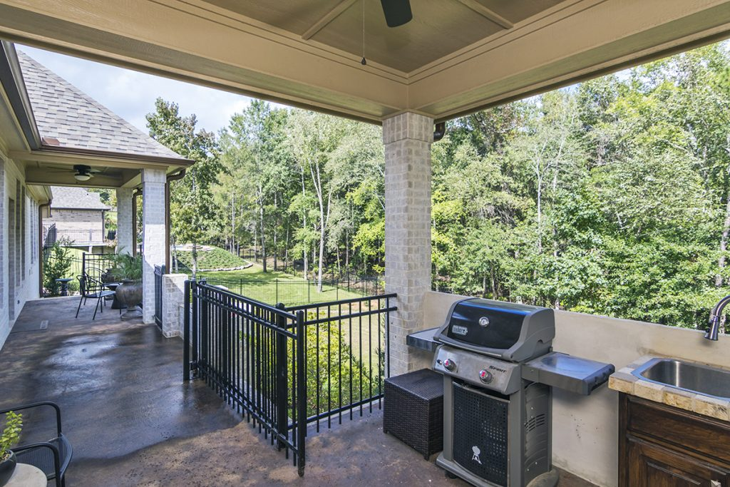Back Patio - 1567 Chaparrel Run Tyler, TX 75703