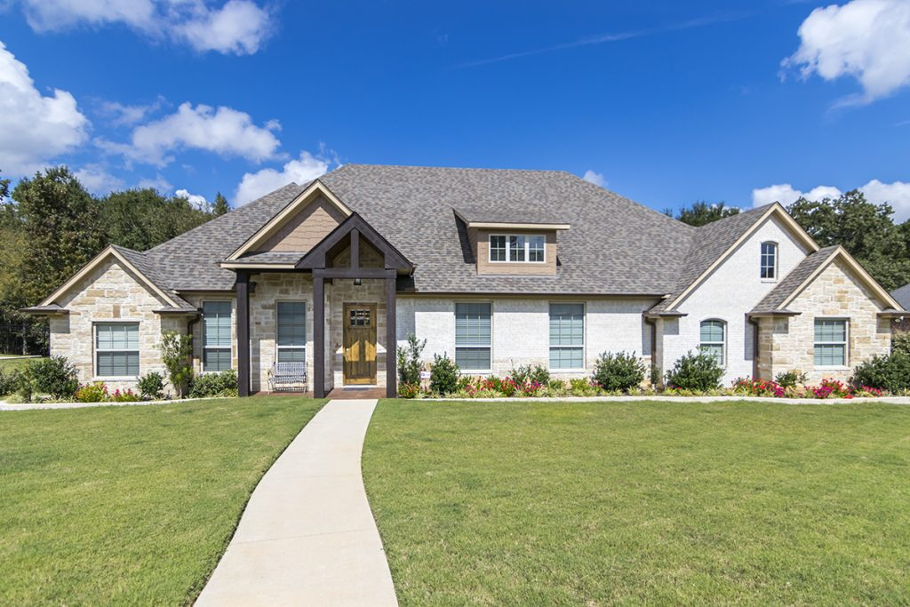 Front Elevation-1567 Chaparrel Run Tyler, TX 75703
