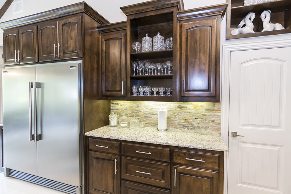 Kitchen Fridge - 1567 Chaparrel Run Tyler, TX 75703