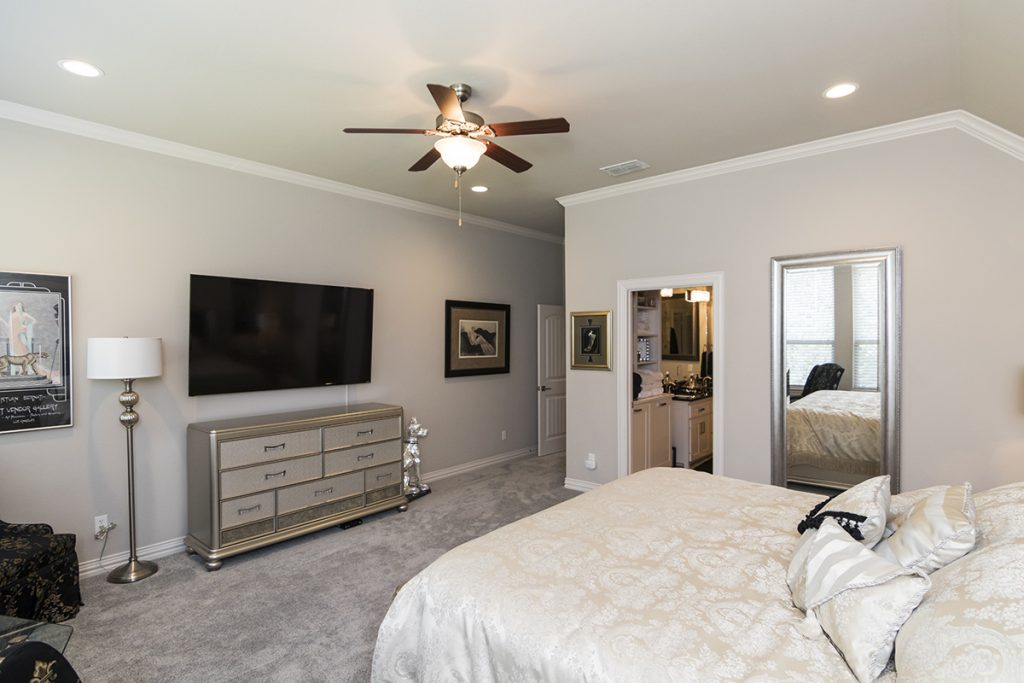Master Suite - 1567 Chaparrel Run Tyler, TX 75703
