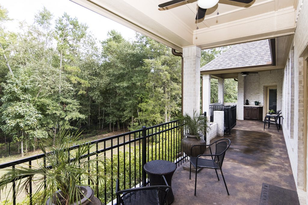 Patio - 1567 Chaparrel Run Tyler, TX 75703