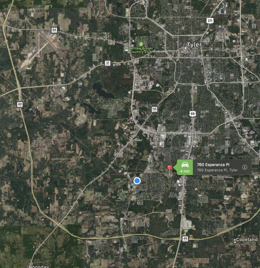 760 Esperanza Place Tyler, TX 75703